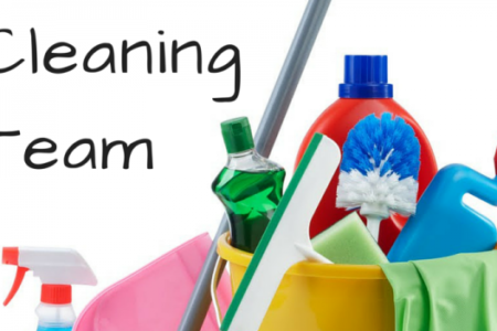 Church Cleaning – extra help over summer holidays