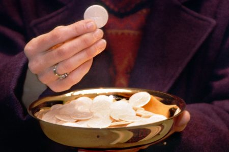 New Rota for Eucharistic Ministers