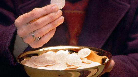 Eucharistic Ministers - please note