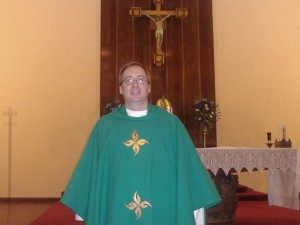 Rev. Fr. Stephen Reilly