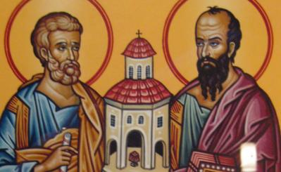 Holy Day of Obligation - Sts Peter & Paul - Friday 29th June 2018