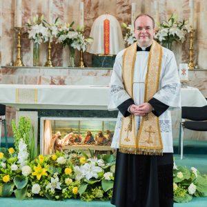 Fr Bernard Mournian