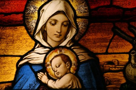 Mary: The Church's First and Most Perfect Member(CCC 424-507, 963-972, 2673-2677)