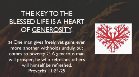 The Tenth Commandment: Embrace Poverty of Spirit (CCC 2534–2557)