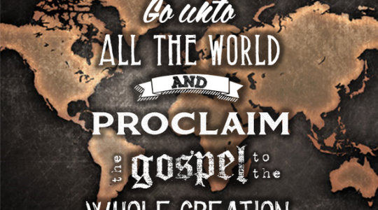 Proclaim the Gospel to All Creation(CCC 74-133)