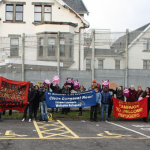 Campaigners demand closure of Dungavel