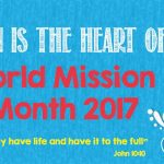 October is World Mission Month