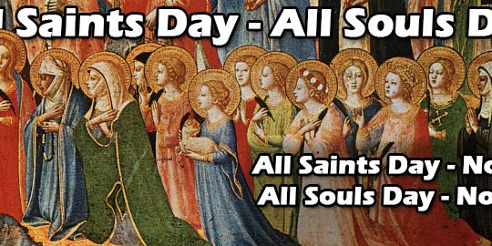 All Saints and All Souls Days