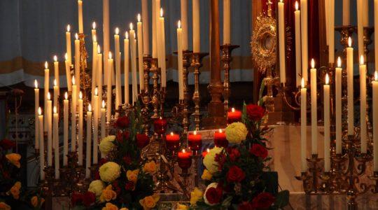 October Devotions & Solemn Benediction