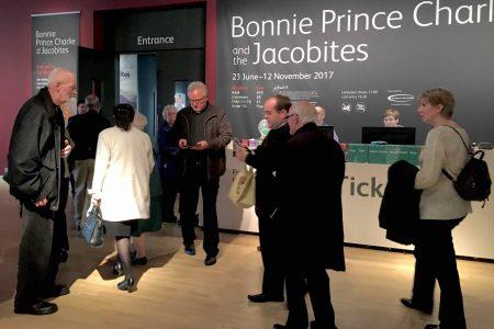 Jacobite Exhibition 2017