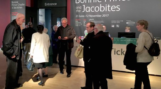 Jacobite Exhibition 2017