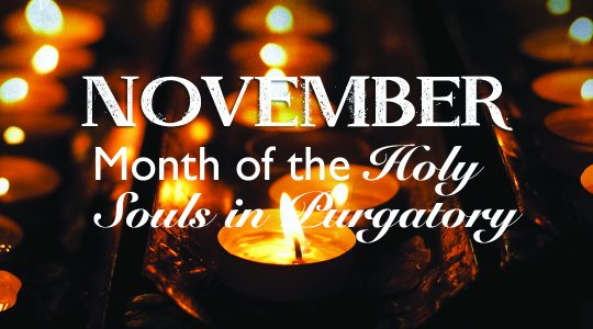 November Lists of Holy Souls