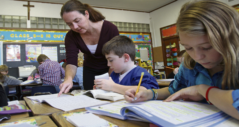 Recruitment of New Catholic Teachers