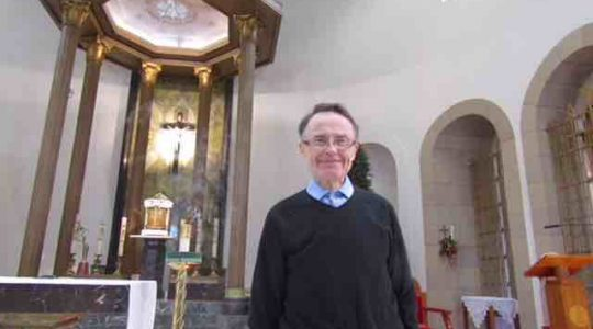 Altar Server Jimmy Turns 80
