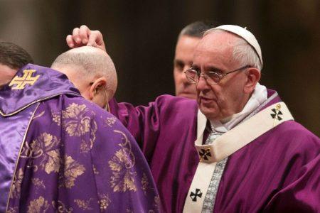 Pope Francis Lenten Message 2018