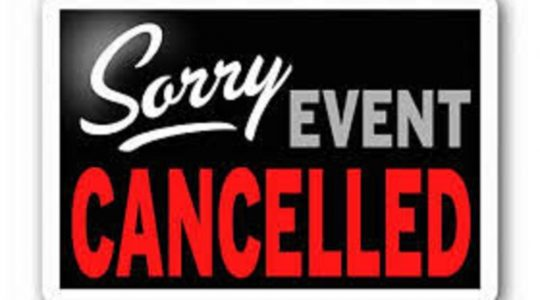 Baptism Preparation Meeting CANCELLED