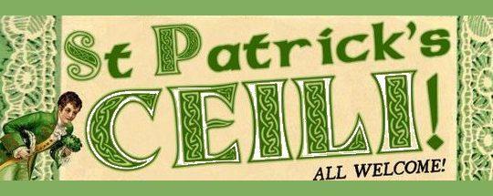 St Patrick's Night Traditional Ceili