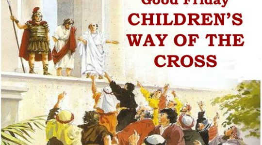 Good Friday Stations of the Cross for Children