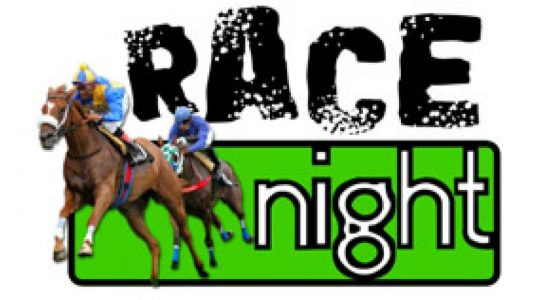 Race Night for Lourdes Pilgrims