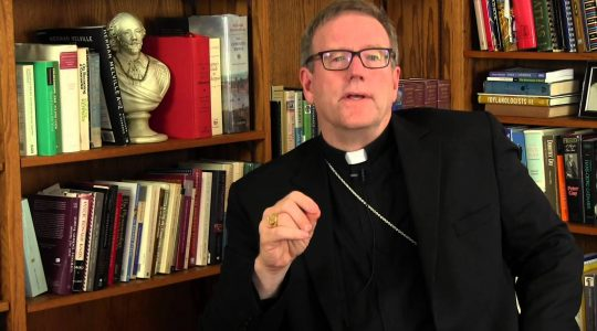 Bishop Robert Barron at Usher Hall Edinburgh
