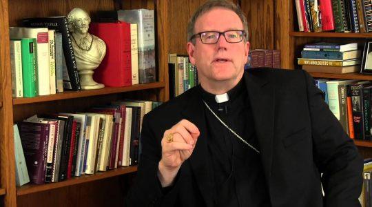 Bishop Robert Barron atUsher Hall Edinburgh
