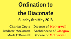 Watch Diaconate Ordination Live