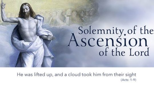 Holy Day of Obligation - Solemnity of the Ascension