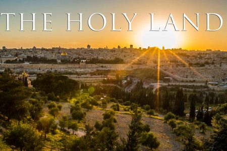 Pilgrimage to the Holy Land in September 2019