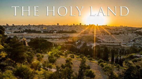 Parish Pilgrimage to Holy Land