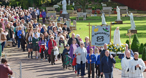 National Pilgrimage in Honour of St John Ogilvie