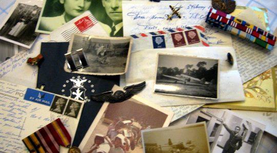 Your War Memories@Stonelaw Church