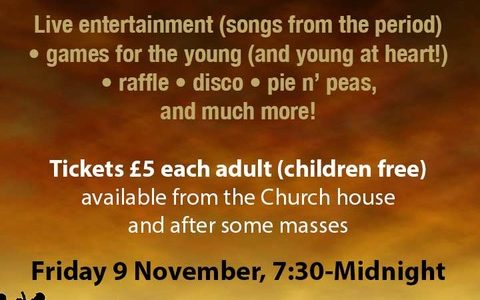 Armistice Centenary Social Evening