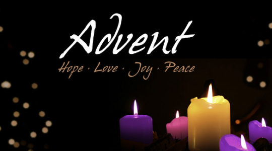 Advent Holy Hour in St Mark's
