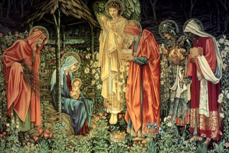 Scripture Commentary: Feast of the Epiphany
