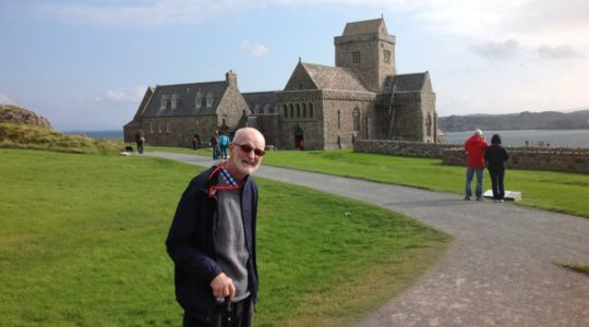 Father Hennessy's Golden Jubilee Trip to Iona