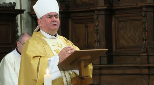 Bishops Toal's Message for Easter 2019