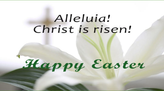 Easter Message from our Clergy