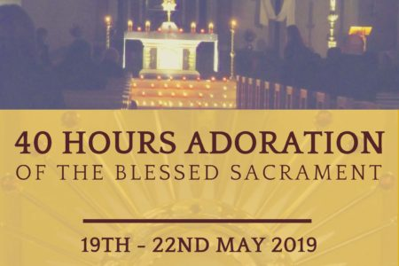 Church Tradition of 40 Hours Adoration