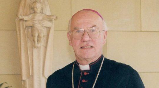 Bishop Devine's Month's Mind Mass