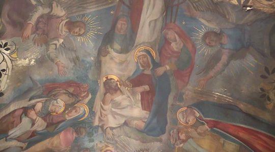 Restoration of Side Chapel Frescoes