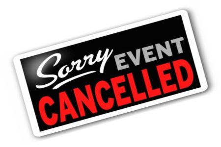 Parish Outing Cancelled