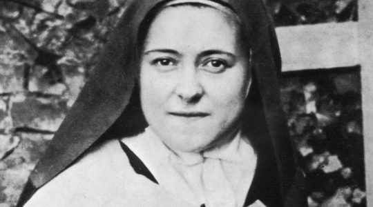 Relics of St Therese of Lisieux in Scotland