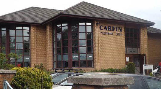 Closure of Carfin Pilgrimage Centre