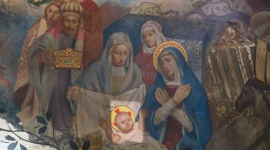 Fresco Restoration: the prefect gift - a lasting legacy