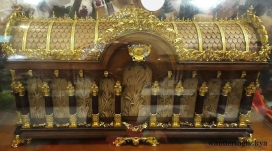Souvenir of St Therese of Lisieux Relics