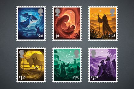 We need your Christmas Stamps