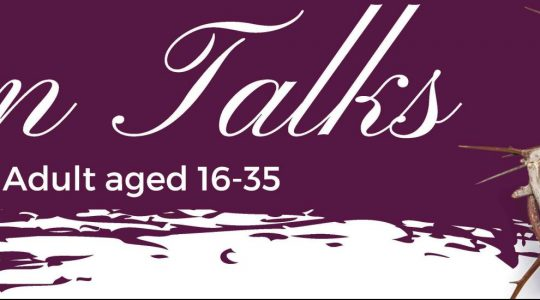 Lenten Talks for Young Adults