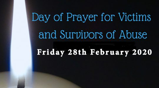 Day of Prayer for Abuse Survivors