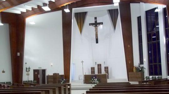 St Patrick Mass in Irish
