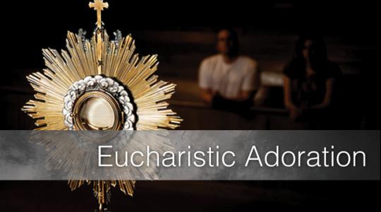 Lenten Days of Adoration